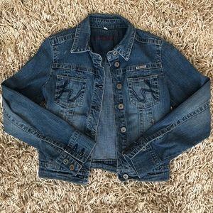 Hydraulic Denim Jacket